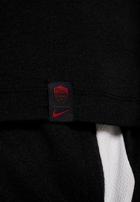 Nike Performance - AS ROM TEE TRAVEL  - Pelipaita - black - 5