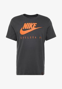 Nike Performance - CFC DRY TEE GROUND  - Equipación de clubes - anthracite - 4