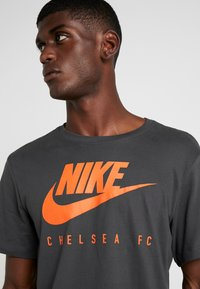 Nike Performance - CFC DRY TEE GROUND  - Equipación de clubes - anthracite - 3