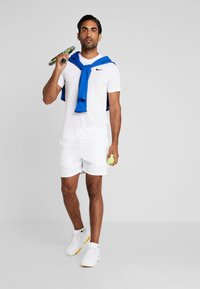 Nike Performance - DRY  - Camiseta básica - white/black - 1