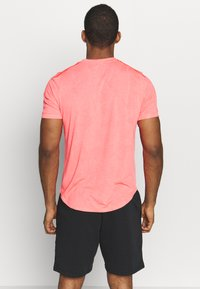 Nike Performance - DRY  - Camiseta básica - laser crimson/white - 2