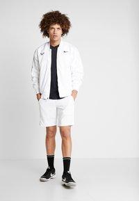 Nike Performance - DRY  - Camiseta básica - black/white - 1