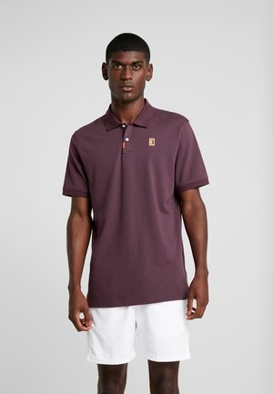 THE HERITAGE - Camiseta de deporte - bordeaux