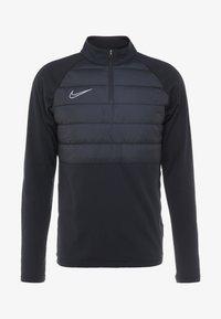 Nike Performance - DRY WINTERIZED - Sweat polaire - black/silver - 4