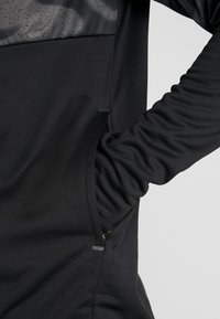 Nike Performance - THERMA SHIELD STRIKE - Fleece jumper - black/anthracite - 3