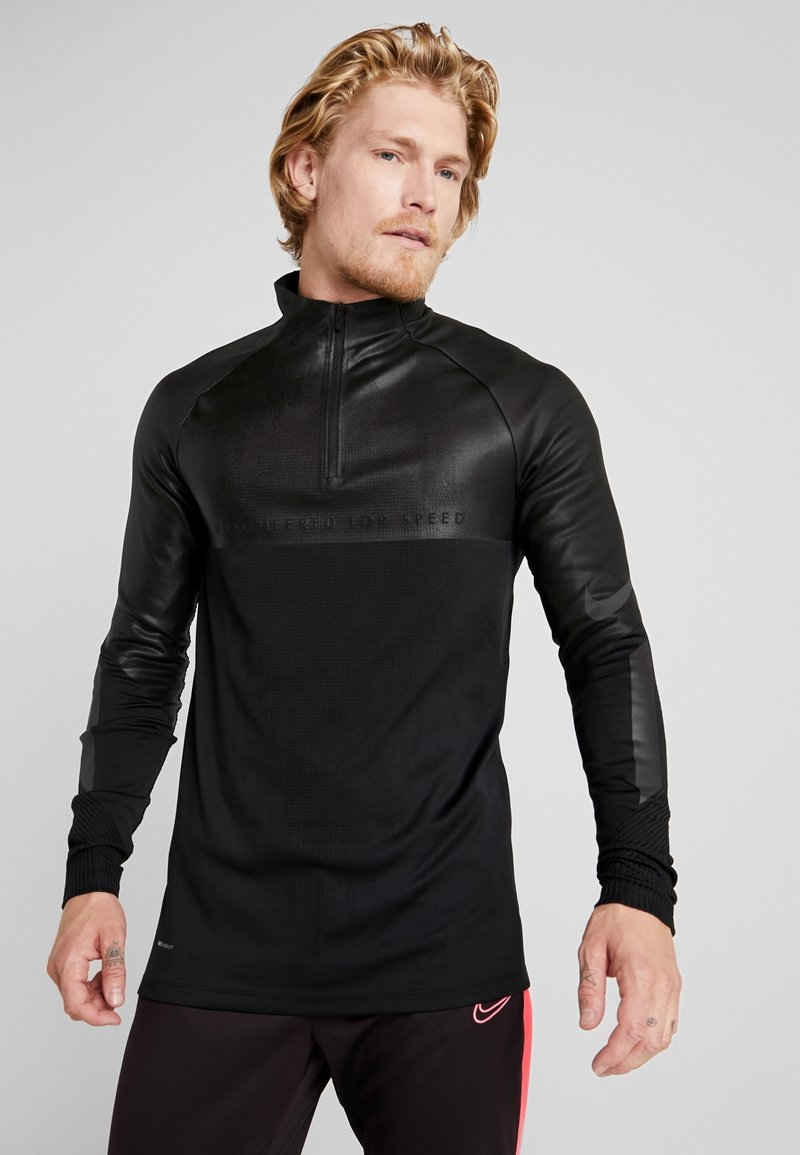 Nike Performance - WINTERIZED - Tekninen urheilupaita - black/reflect black/anthracite