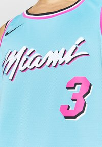 Nike Performance - NBA CITY EDITION JERSEY DWAYNE WADE MIAMI HEAT - Article de supporter - blue gale - 5