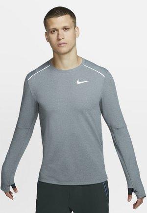 CREW - Koszulka sportowa - dark smoke grey