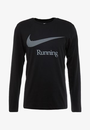 DRY TEE RUN - T-shirt de sport - black