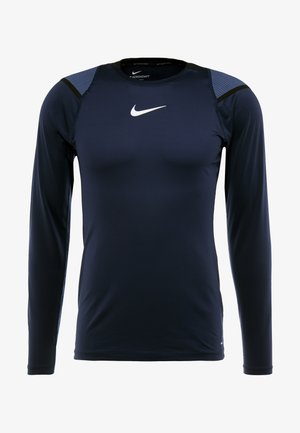 AEROADPT - Long sleeved top - obsidian