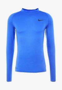 Nike Performance - PRO TIGHT MOCK - Funktionsshirt - game royal/black - 4