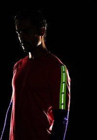 Nike Performance - WILD RUN - Camiseta de deporte - ember glow/court purple/black - 4