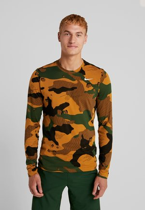 DRY CAMO - Sports shirt - wheat