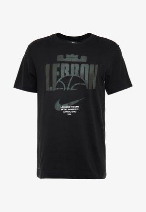 LEBRON JAMES BALL TEE - T-Shirt print - black