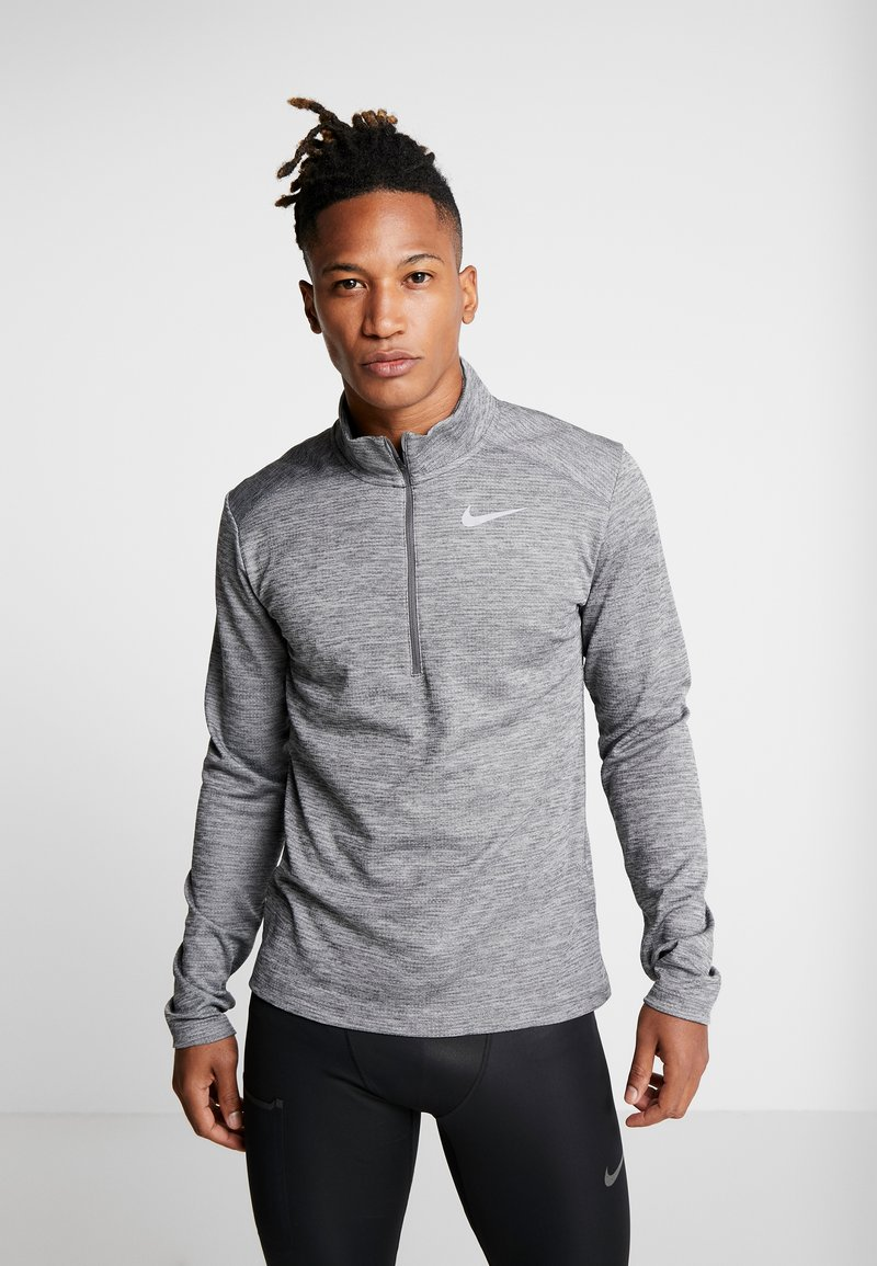 Nike Performance - PACER - T-shirt de sport -  grey