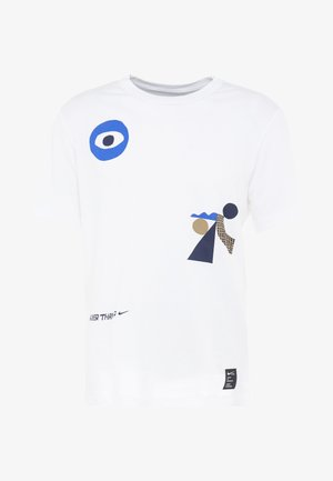 DRY TEE AIR CODY - T-shirt print - white