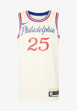 NBA CITY EDITION PHILADELPIA 76ERS BEN SIMMONS SWINGMAN - Klubtrøjer - flat opal