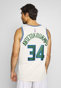 Nike Performance - NBA CITY EDITION MILWAUKEE BUCKS GIANNIS ANTETOKOUNMPO - Klubbklær - flat opal - 2