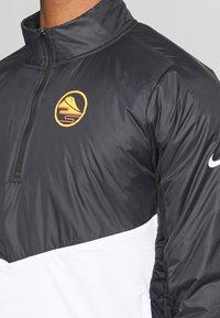 Nike Performance - Training jacket - black/white/silver - 4