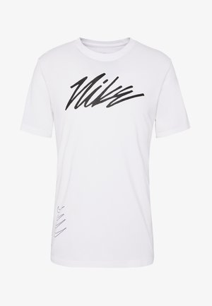 DRY TEE PROJECT X - T-shirt con stampa - white