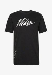 Nike Performance - DRY TEE PROJECT X - Camiseta estampada - black - 5