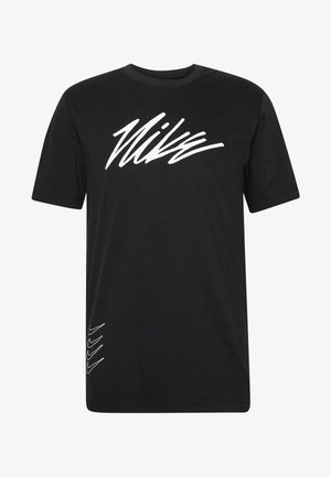 DRY TEE PROJECT X - T-shirt med print - black