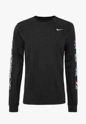DRY TEE TOKYO - Sportshirt - black