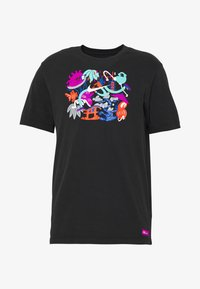 Nike Performance - DRY TEE TOKYO - T-shirt imprimé - black - 5
