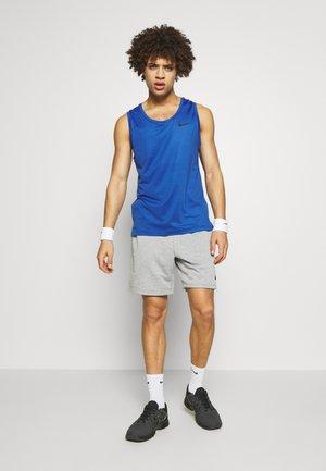 TANK DRY - T-shirt de sport - obsidian/game royal