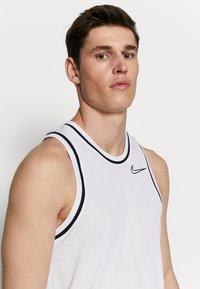 Nike Performance - DRY CLASSIC - Top - white/black - 3