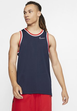 DRY CLASSIC - Top - college navy/white/white