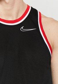Nike Performance - DRY CLASSIC - Toppi - black/white - 5