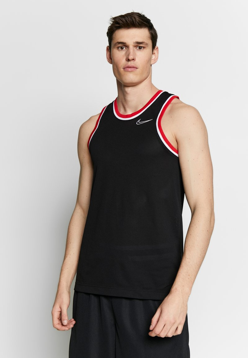 Nike Performance - DRY CLASSIC - Toppi - black/white