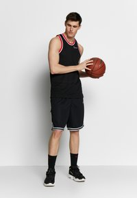 Nike Performance - DRY CLASSIC - Toppi - black/white - 1