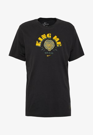 LEBRON JAMES DRY TEE - T-shirt con stampa - black