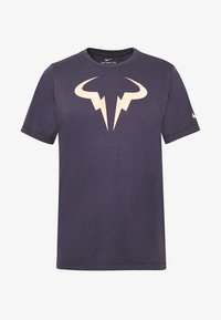 Nike Performance - RAFAEL NADAL DRY TEE - Camiseta estampada - grid iron - 3