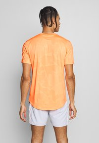 Nike Performance - RAFAEL NADAL  - Triko spotiskem - orange pulse/gridiron - 2