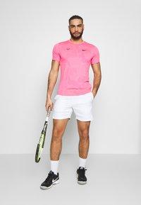 Nike Performance - RAFAEL NADAL  - Camiseta estampada - digital pink - 1