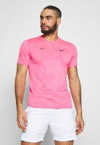 Nike Performance - RAFAEL NADAL  - Camiseta estampada - digital pink - 0