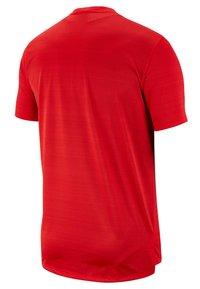 Nike Performance - SHORT SLEEVE - Sports shirt - red - 1