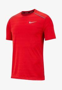 Nike Performance - SHORT SLEEVE - Sports shirt - red - 0