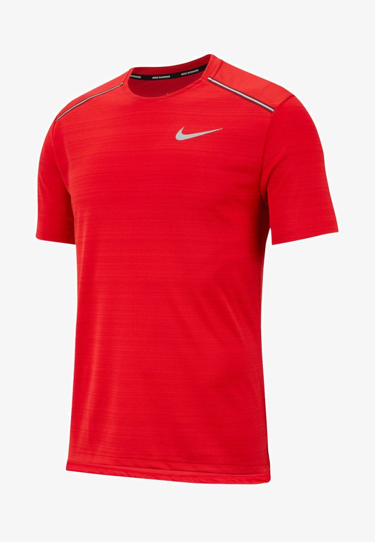 Nike Performance - SHORT SLEEVE - Sports shirt - red