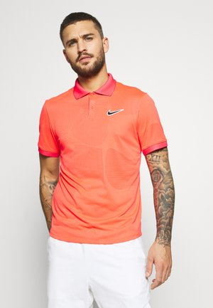 Sports shirt - laser crimson