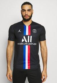 Nike Performance - PARIS ST. GERMAIN - Article de supporter - black/white - 0