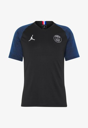 BREATHE PARIS ST. GERMAIN STRIKE - Club wear - black/hyper cobalt/white