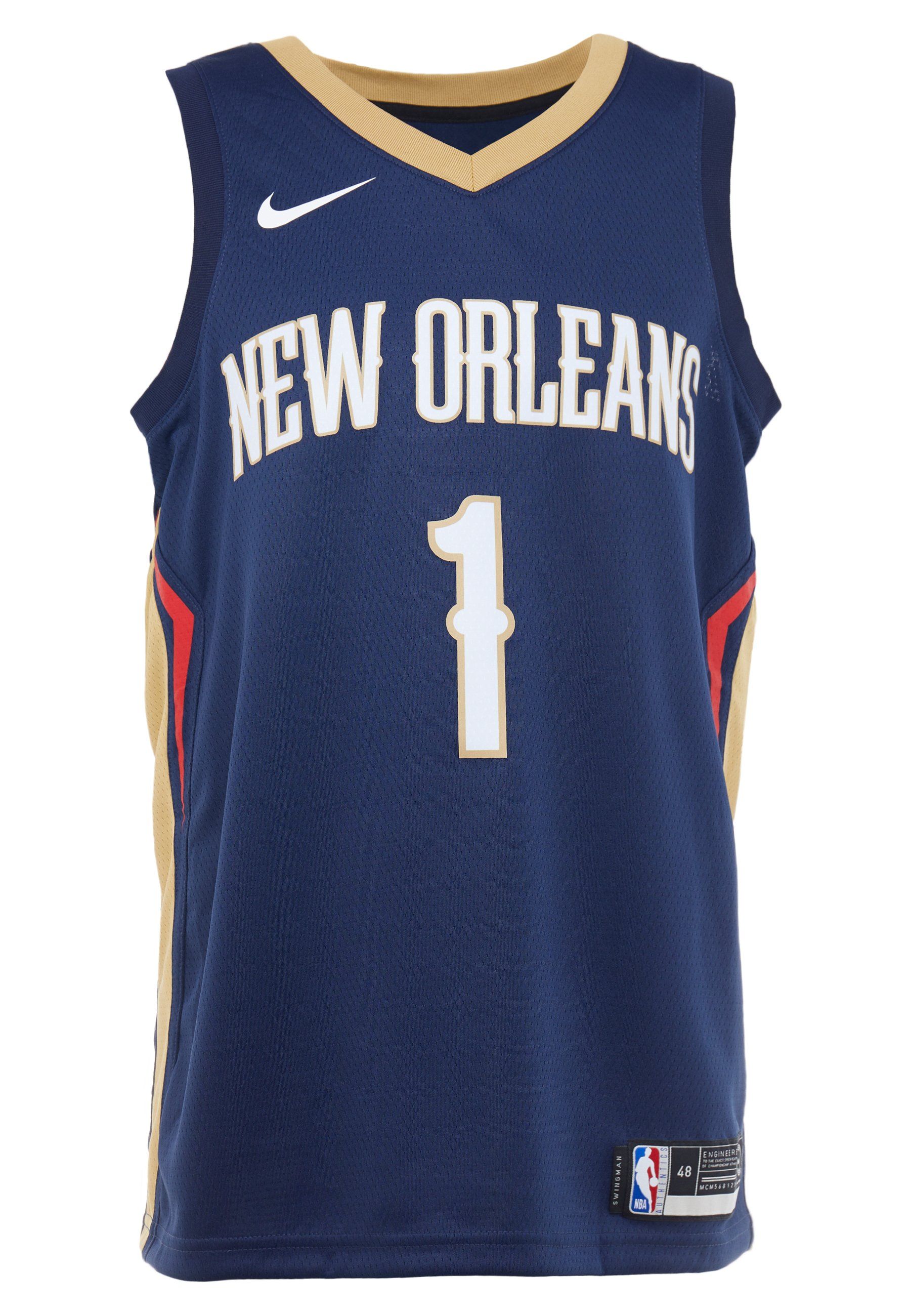 Nike Performance NBA ZION WILLIAMSON NEW ORLEANS PELICANS