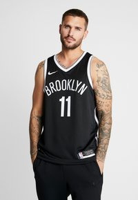 Nike Performance - NBA KYRIE IRVING BROOKLYN NETS SWINGMAN - Artykuły klubowe - black - 0