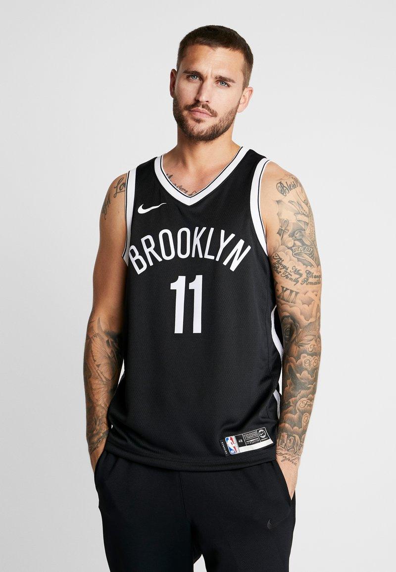 Nike Performance - NBA KYRIE IRVING BROOKLYN NETS SWINGMAN - Artykuły klubowe - black