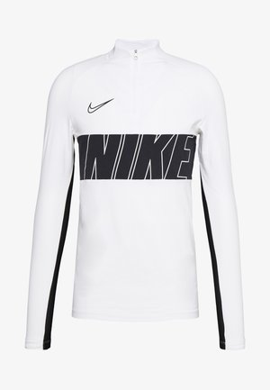 DRY ACADEMY - Sportshirt - white/black