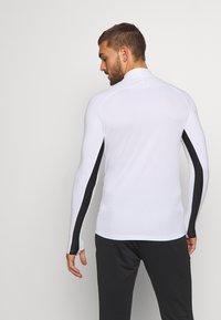 Nike Performance - DRY ACADEMY - Koszulka sportowa - white/black - 2